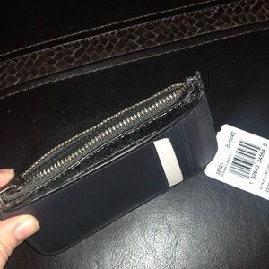 Coach Accessories - Coach Glitter Mini Skinny ID Case